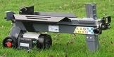 STAHLMANN® Holzspalter 7 Tonnen / 520mm liegend mit stufenlos verstellbaren Spaltweg bis max. 520 mm! TÜV/CE zertifiziert. - 1