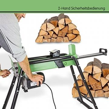 DEMA Holzspalter DHS5UG mit Untergestell - 6