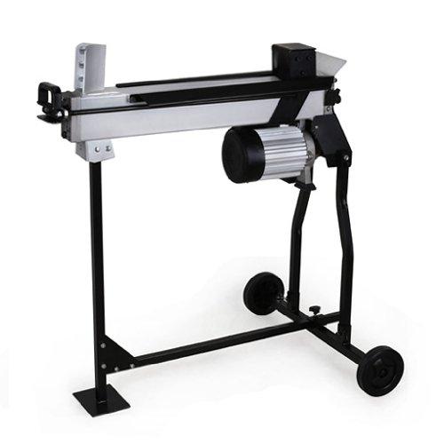 EBERTH 7T 520 mm Holzspaltmaschine Holzspalter liegend hydraulisch mit Stand - 2
