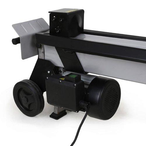 EBERTH 7T 520 mm Holzspaltmaschine Holzspalter liegend hydraulisch mit Stand - 4