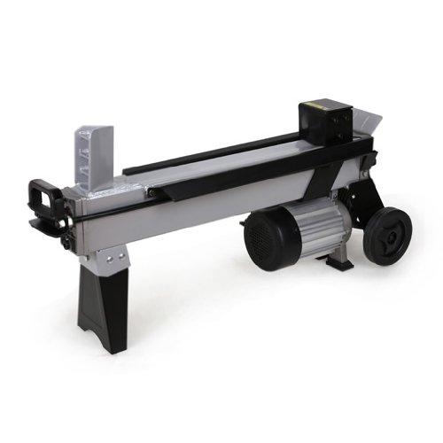 EBERTH 7T 520 mm Holzspaltmaschine Holzspalter liegend hydraulisch mit Stand - 7