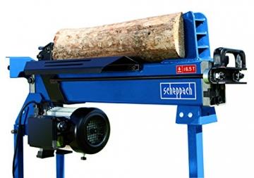 Scheppach Hydraulikspalter HL650 2,20 kW 230 V 50 Hz, 5905206901 - 2
